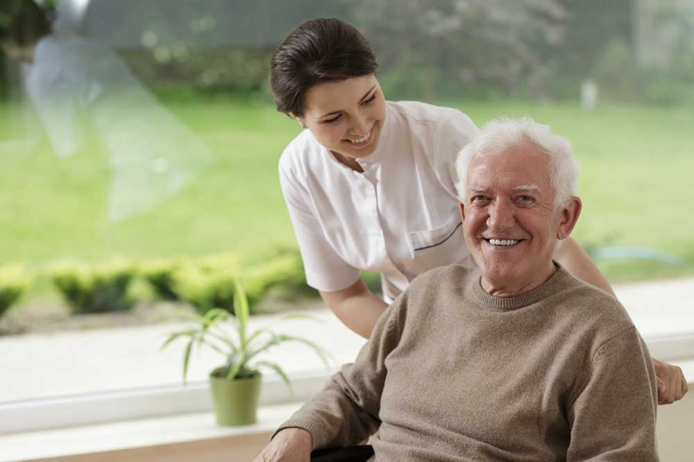 Senior Home Care on Long Island